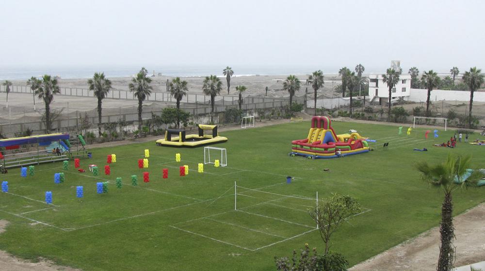 Campos Deportivos